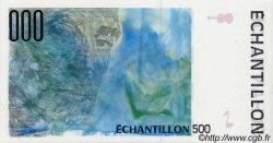 500 Francs PIERRE ET MARIE CURIE, type Ravel FRANCE régionalisme et divers  1992  NEUF