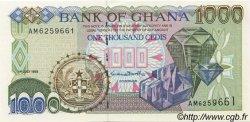 1000 Cedis GHANA  1999 P.32b pr.NEUF