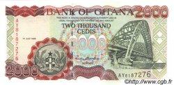 2000 Cedis GHANA  1999 P.33d NEUF