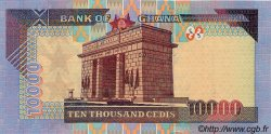 10000 Cedis GHANA  2002 P.35a NEUF