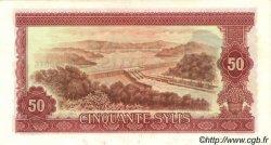 50 Sylis GUINÉE  1980 P.25a SPL