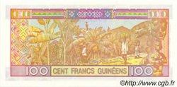 100 Francs Guinéens GUINÉE  1998 P.35 NEUF