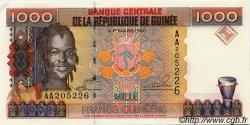 1000 Francs Guinéens GUINÉE  1998 P.37 NEUF