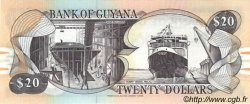 20 Dollars GUYANA  1996 P.30 NEUF