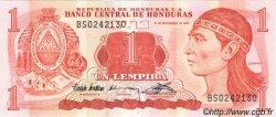 1 Lempira HONDURAS  1992 P.071 NEUF