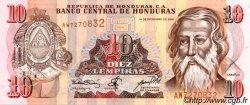 10 Lempiras HONDURAS  2000 P.082 NEUF