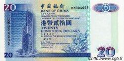 20 Hong Kong Dollars HONG KONG  2000 P.329 NEUF