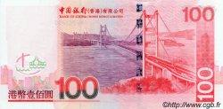 100 Hong Kong Dollars HONG KONG  2003 P.337 pr.NEUF
