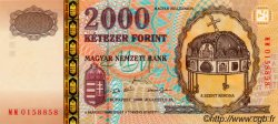 2000 Forint HONGRIE  2000 P.186 NEUF