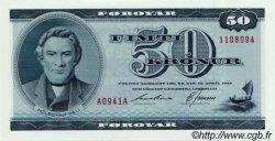 50 Krónur ÎLES FEROE  1994 P.20d NEUF