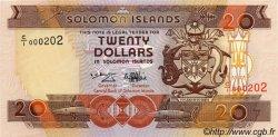20 Dollars ÎLES SALOMON  1996 P.21 NEUF