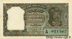 2 Rupees INDE  1962 P.031 SUP+