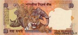 10 Rupees INDE  1996 P.089c NEUF