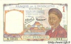 1 Piastre INDOCHINE FRANÇAISE  1949 P.054e NEUF