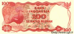 100 Rupiah INDONÉSIE  1984 P.122b NEUF