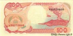 100 Rupiah INDONÉSIE  1992 P.127h NEUF
