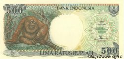 500 Rupiah INDONÉSIE  1996 P.128e NEUF