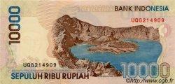 10000 Rupiah INDONÉSIE  1998 P.137d NEUF