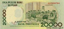 20000 Rupiah INDONÉSIE  1998 P.138e NEUF