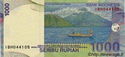 1000 Rupiah INDONÉSIE  2000 P.141d NEUF