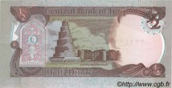 1/2 Dinar IRAK  1993 P.078a NEUF