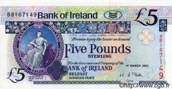 5 Pounds IRLANDE  2003 P.079 NEUF