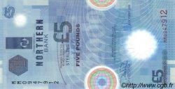 5 Pounds IRLANDE DU NORD  1999 P.203 NEUF