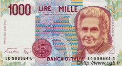 1000 Lire ITALIE  1990 P.114a NEUF