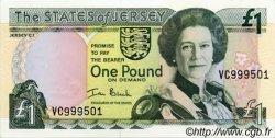 1 Pound JERSEY  2000 P.26 NEUF