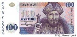 100 Tengé KAZAKHSTAN  1993 P.13a NEUF