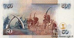 50 Shillings KENYA  2000 P.33 NEUF