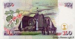 100 Shillings KENYA  2001 P.37f NEUF