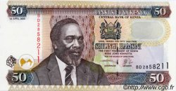 50 Shillings KENYA  2003 P.41a NEUF