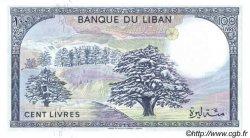 100 Livres LIBAN  1985 P.66c NEUF