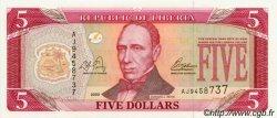 5 Dollars LIBERIA  2003 P.26a NEUF