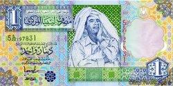 1 Dinar LIBYE  2002 P.64 NEUF