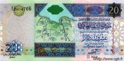 20 Dinars LIBYE  2004 P.67a NEUF