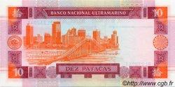 10 Patacas MACAO  2003 P. NEUF