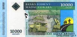 10000 Ariary MADAGASCAR  2003 P.85 NEUF