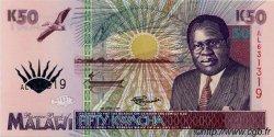 50 Kwacha MALAWI  1995 P.33 NEUF