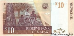 10 Kwacha MALAWI  1997 P.37 NEUF