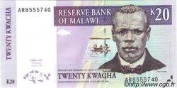 20 Kwacha MALAWI  1997 P.38a NEUF