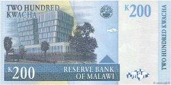 200 Kwacha MALAWI  1997 P.41 NEUF