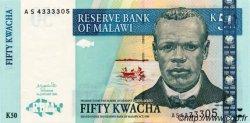 50 Kwacha MALAWI  2003 P.45b NEUF