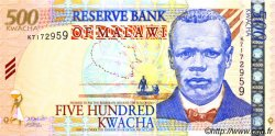 500 Kwacha MALAWI  2003 P.48 NEUF