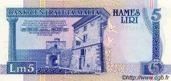 5 Liri MALTE  1994 P.46d NEUF