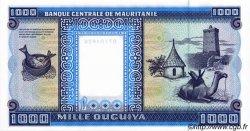 1000 Ouguiya MAURITANIE  2002 P.09 NEUF