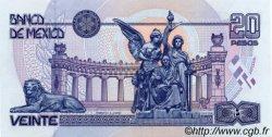 20 Pesos MEXIQUE  1999 P.106d NEUF