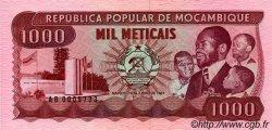 1000 Meticais MOZAMBIQUE  1983 P.132a NEUF