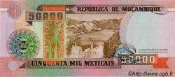 50000 Meticais MOZAMBIQUE  1993 P.138 NEUF